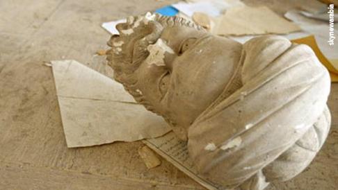 سرقة المتاحف العربية - متاحف العراق