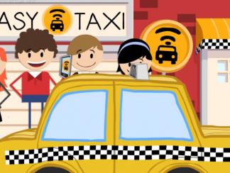 تطبيق Easy Taxi للتنقل بأمان في كل الأوقات