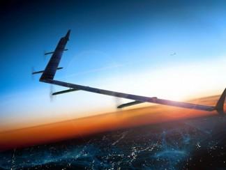طائرات Facebook لإيصال الإنترنت للعالم مجاناً تنجح في الاختبار