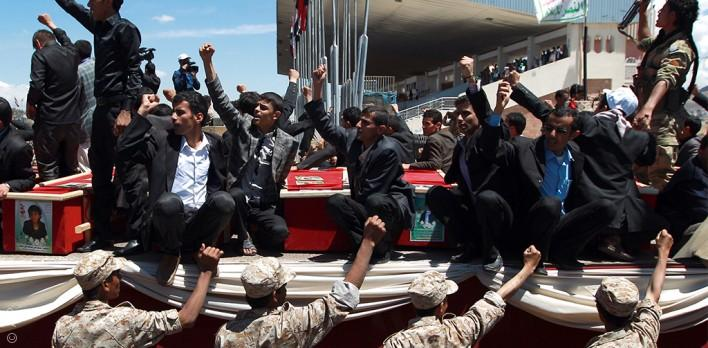 السعودية تستعرض عضلاتها في اليمن دون حساب المخاطر