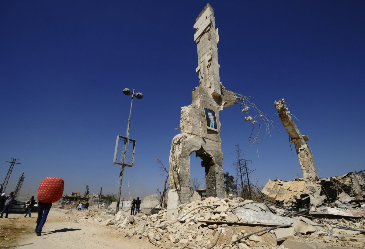syria main
