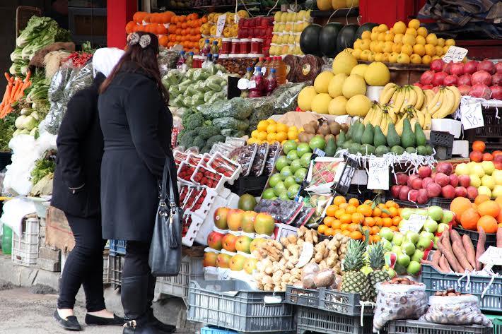 سوق التنابل السوري
