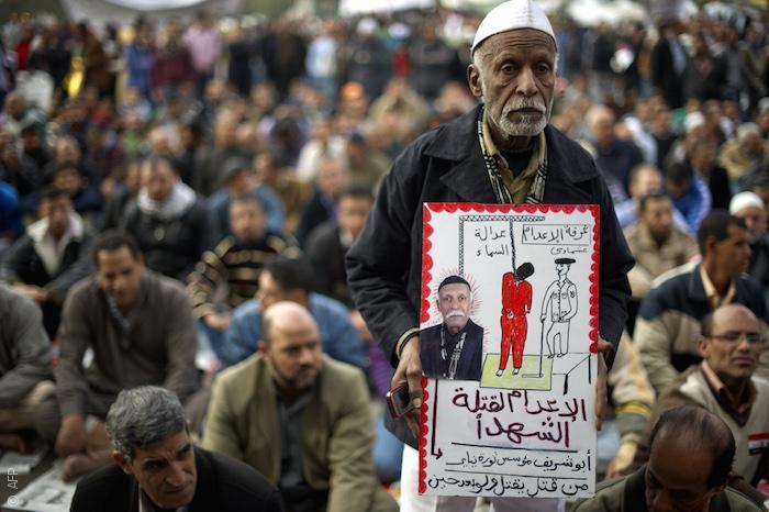 إلغاء عقوبة الإعدام في العالم العربي .. الطريق لا يزال طويلاً جداً - مصر