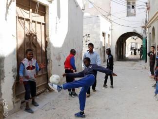 تعرّفوا على المدينة القديمة في العاصمة الليبية