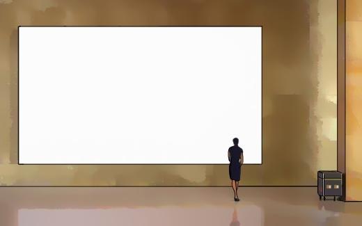 """""""الفن الثمين هو الفن المهم"""""""