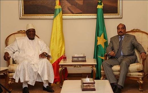 هل تتحسن العلاقات بين موريتانيا ومالي؟