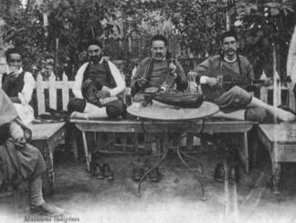 تأثير اليهود في الأغنية الشعبية التونسية