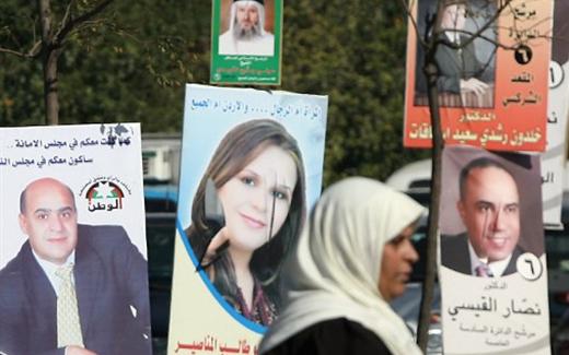 الأداء النسائي في البرلمان الأردني، الكوتا لا تكفي