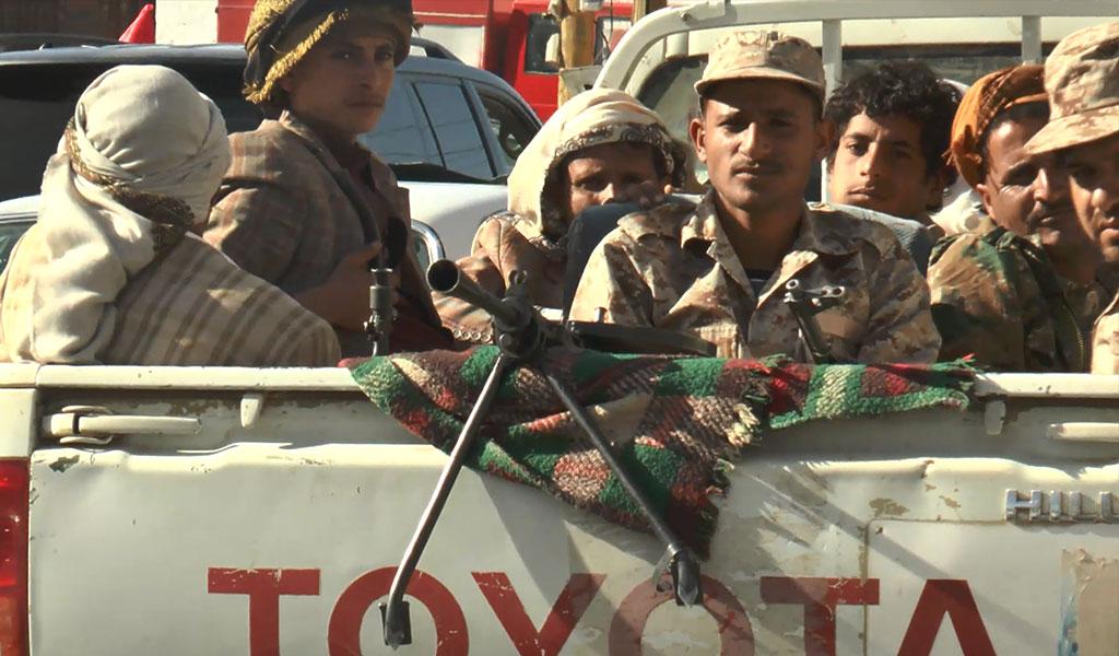 تجنيد الأطفال في اليمن - صورة 1