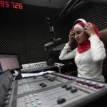 إذاعات خاصة بالنساء في فلسطين
