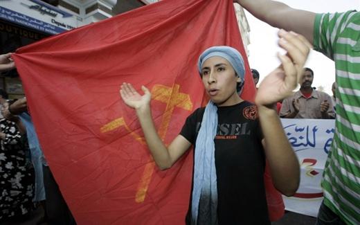 """الطلبة """"القاعديون"""" في المغرب"""