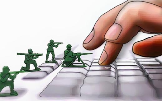 حرب الحريات في مصر بين السيسي ومناضلي الكيبورد