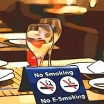 لا للسجائر الإلكترونية في الخليج