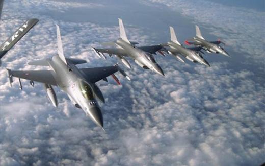 الجيوش العربية المشاركة في التحالف الدولي ضد داعش