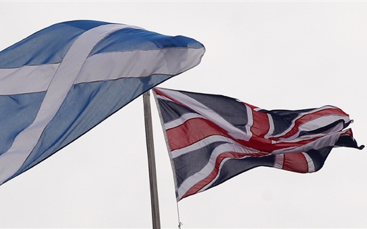 استفتاء إسكتلندا بأقل من 700 كلمة