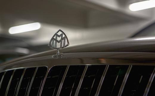 مرسيدس تعيد إحياء سيّارة مايباخ Maybach