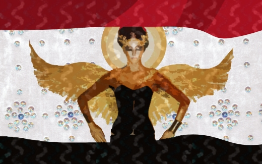 عودة الموضة المصرية إلى الحياة