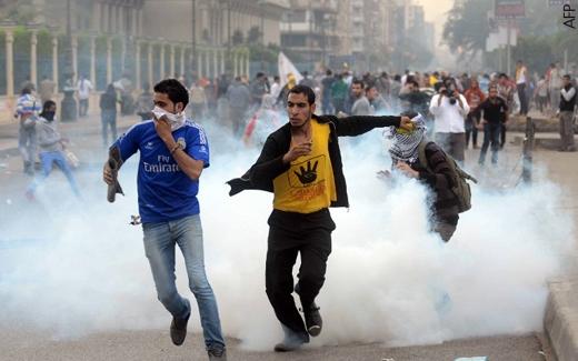 قتل ممنهج ومتعمّد للمتظاهرين في مصر