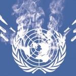 اعتداءات إسرائيل على الأمم المتحدة