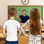 مقالب جريئة، تضع مكانة الأستاذ على المحك