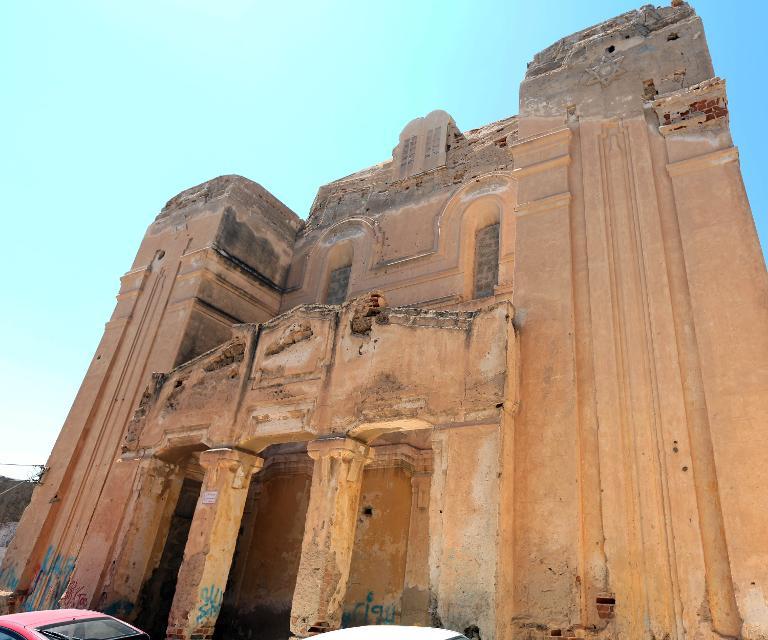 المدينة القديمة في طرابلس الليبية