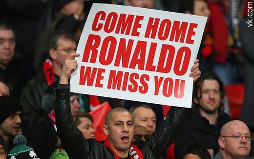 هل يعود رونالدو إلى مانشستر يونايتد؟