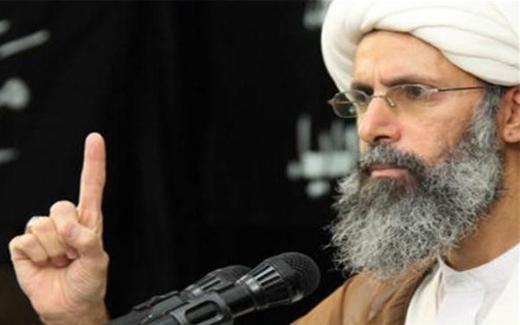 """الشيخ """"النمر"""" ينتظر حكماً بالاعدام لمعارضته الحكم في السعوديّة"""