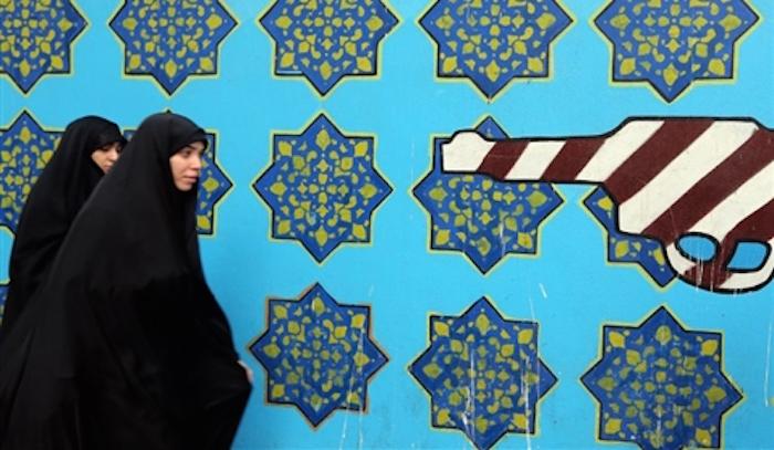 العرب والإيرانيون - إيرانيون كاذبون