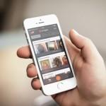 تطبيق Snupps، نظم أغراضك على رفوف افتراضية
