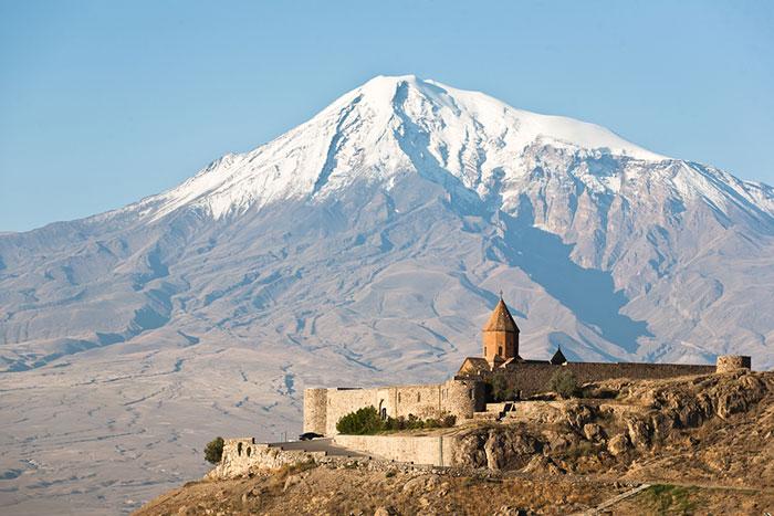 عجائب أرمينيا - جبال أرارات