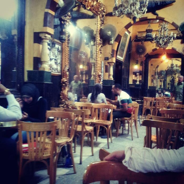 مقاهي مصر التاريخية - مقاهي تاريخية مصرية - الفيشاوي