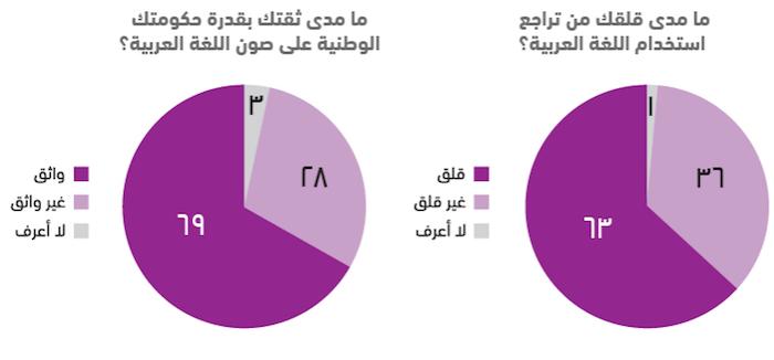 واقع الشباب العربي في 10 نقاط .. استطلاع أصداء للرأي - اللغة العربية