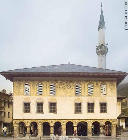 مباني العبادة في أوروبا بين المساجد والكنائس - مسجد الباشا سليمان