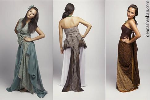 عودة الموضة المصرية إلى الحياة - دينا شعبان