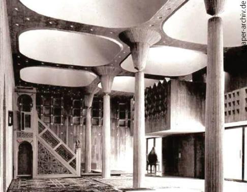 مباني العبادة في أوروبا بين المساجد والكنائس - مسجد بلال