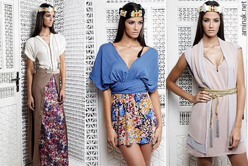عودة الموضة المصرية إلى الحياة - أمينة خليل