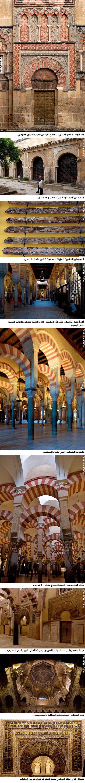 جولة في مسجد قرطبة - جولة تصويرية داخل مسجد قرطبة في إسبانيا