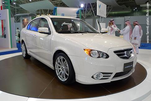 سيارات صنعت في الوطن العربي - أهم السيارات العربية - سيارة أصيلة