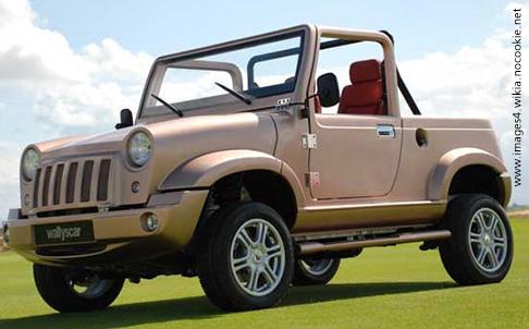 سيارات صنعت في الوطن العربي - أهم السيارات العربية - سيارة والي