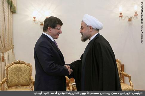 العلاقات الإيرانية التركية