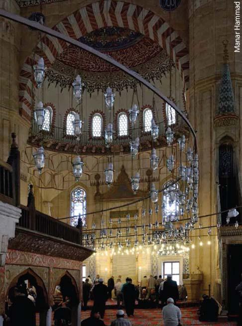 مباني العبادة في أوروبا بين المساجد والكنائس - مسجد السليمية