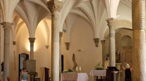 مباني العبادة في أوروبا بين المساجد والكنائس - كسجد مرتولة
