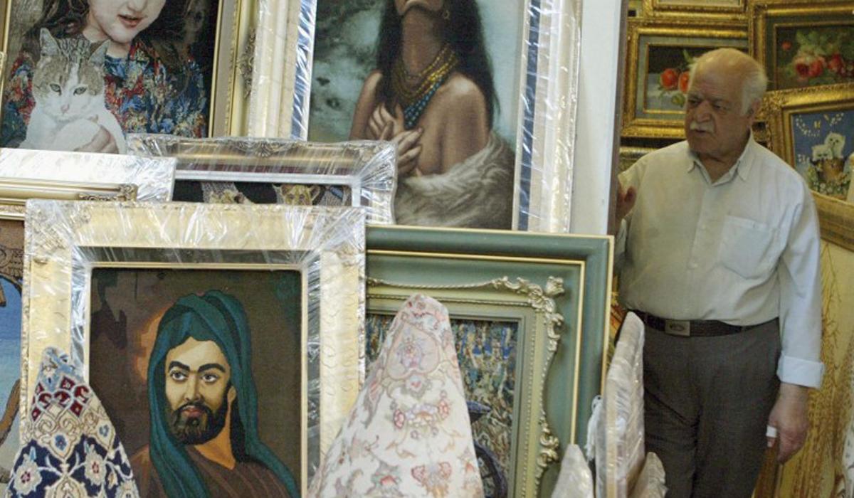 العرب والإيرانيون - اقتصاد بلاد فارس