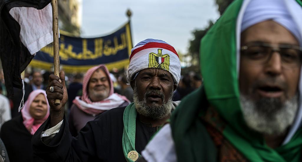 التديّن المصري كمزيج من المذهب السنّي والمذهب الشيعي الموروث عن الفاطميين
