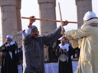 التحطيب: فن الرقص بالعصي في مصر