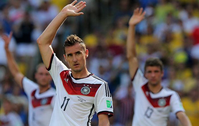 أكبر لاعبي كرة القدم - عجائز كرة القدم - ميروسلاف كلوزة - 36 عاماً