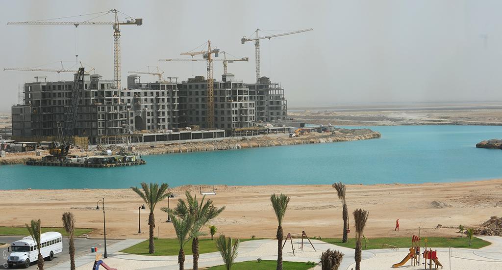 مدن اقتصادية في وسط الصحراء السعودية بمواصفات تضاهي أفضل المدن العالمية