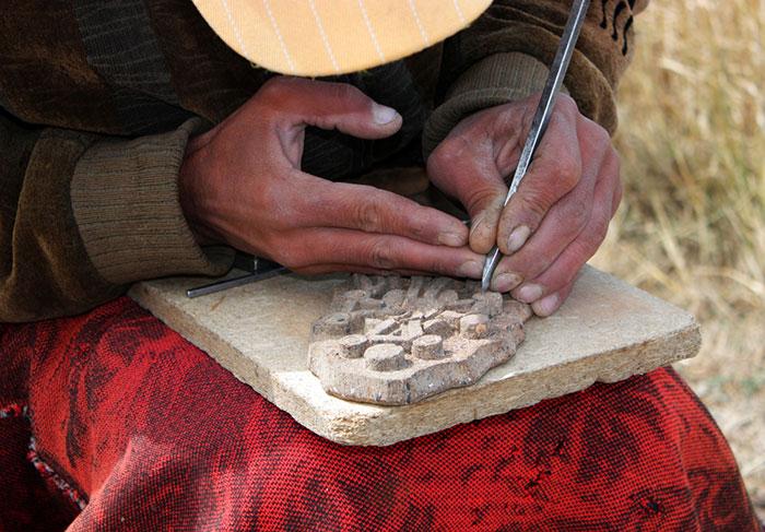 عجائب أرمينيا - فن الخاشكار