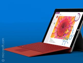 Surface 3: الكمبيوتر اللوحي الجديد من Microsoft