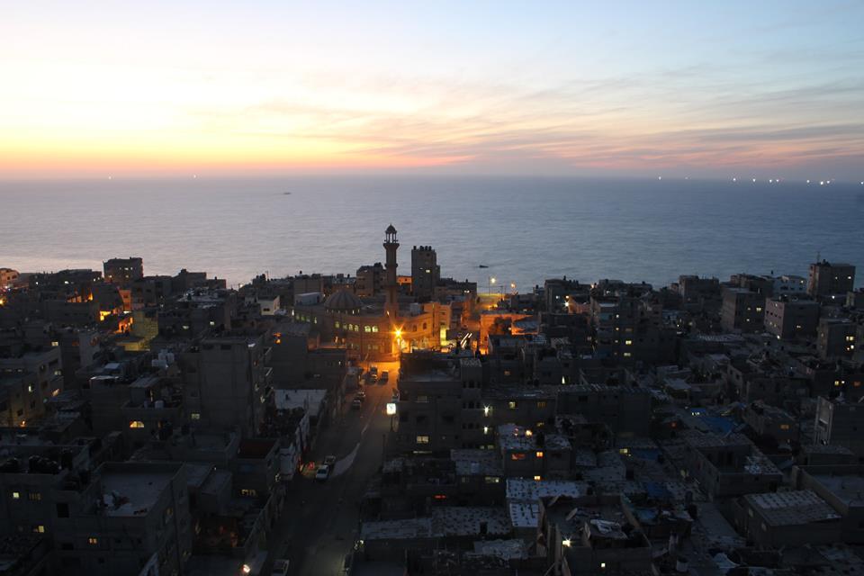 مخيم الشاطئ في غزة - صورة 3